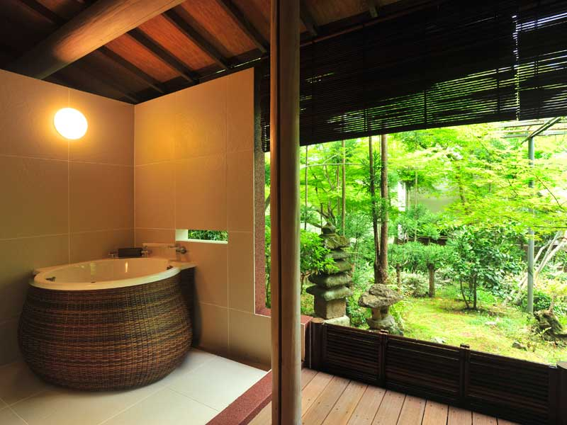 Japanese Style Room with Garden view Private Open-air Bath