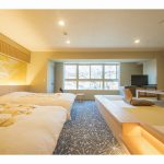Twin Room with Tatami Area - New Building