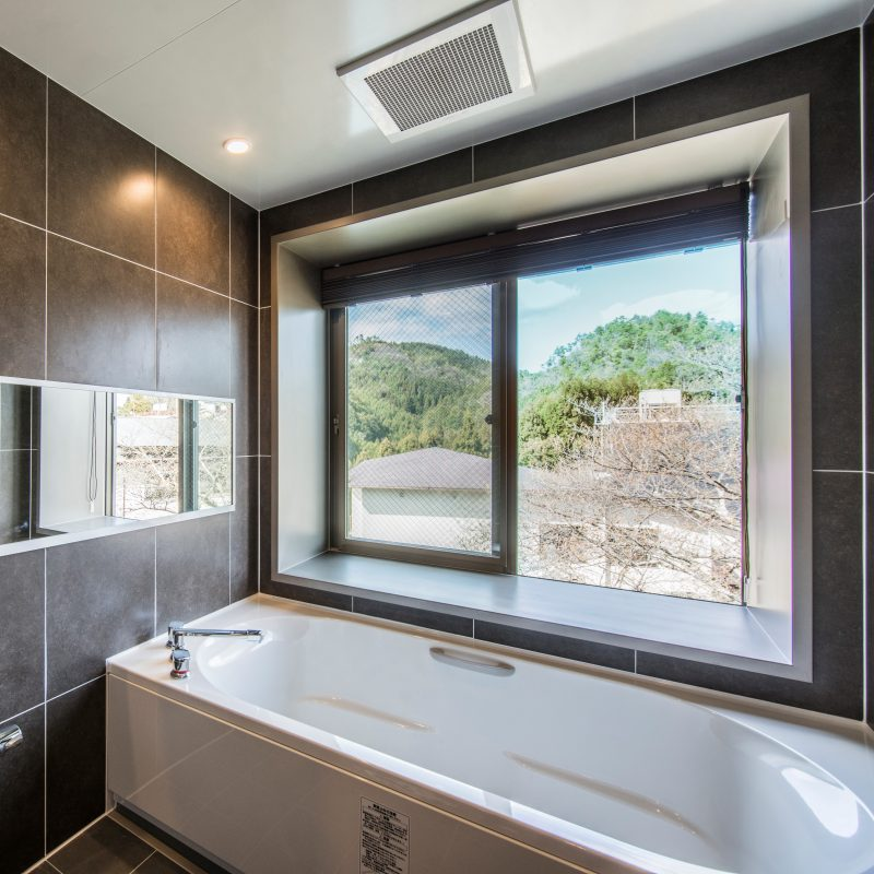 Renovated Japanese-Style Room View Bath - New Building